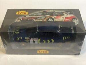 IXO ALTAYA Subaru Impreza 555 WRC #4 Network Rally 1995 Colin McRae Ringer 1/18