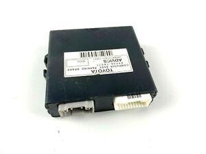 Lexus NX200T Parking Brake Computer Control Module Unit 89050-78011