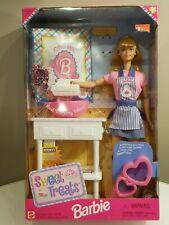 Sweet Treats Muñeca Barbie 1998 Mattel #20780