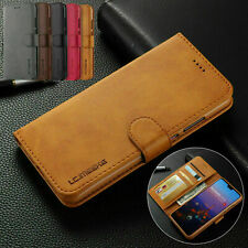 Luxury Leather Magnetic Flip Wallet Case Cover for iPhone 11 SE 2020 7/8 Plus XS