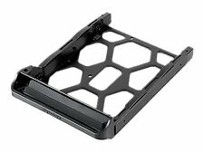 Synology Disk Tray (type D7) 2.5/3.5 Pannello incassato Nero (ds214 Ds412 Ds4