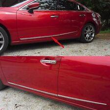 For 2014-2017 Mazda 6 ATENZA M6 Chrome Car Body Door Side Molding Cover Trim
