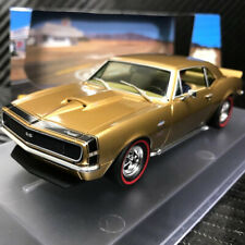 Pioneer P106 Chevy Camaro Yenko SS427 Gold Route 66 Slot Car 1/32 Scalextric DPR