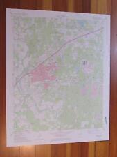 New listing Benton Arkansas 1977 Original Vintage Usgs Topo Map