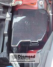 FORD FIESTA MK7,7.5 Tutti I Modelli Inc ST FUSE BOX Cover Fibra di Carbonio Effetto