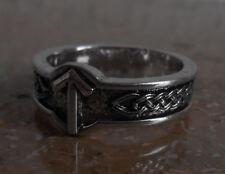 Tiwaz angelical ring-Tyr Thor vikingo germanos futhark