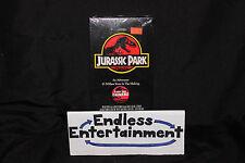 Jurassic Park VHS Brand New Sealed 1997 MCA Release Spielberg Masterpiece!