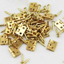 Miniature Scharnier Mini Kupfer Scharnier Gebäudemodell Material Modell  Stecker