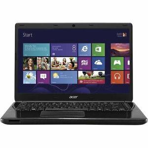 Acer E1-470 Touch Screen Laptop Windows 10