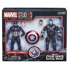 Marvel Studios: The First Ten Years Marvel Legends Captain America & Crossbones