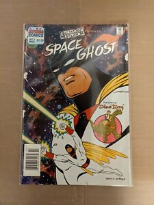 CARTOON NETWORK presents SPACE GHOST NO. 1 ARCHIE COMICS 1997  NM-