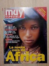 REVISTA MUY ESPECIAL Nº 46, MARZO / ABRIL 2000: LA NUEVA CARA DE ÁFRICA
