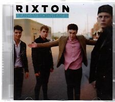 RIXTON - ME AND MY BROKEN HEART EP (4 track CD single)