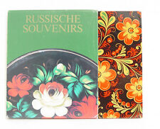 Russische Souveniers, Aurora-Kunstverlag Leningrad