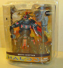 McFarlane Toys HALO 3 Series 1 Brute Chieftain Action Figure With Gravity Hammer