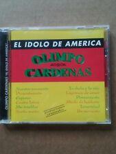 Idolo de America by Olimpo Cardenas (CD, Sep-1996, Sonolux) Music from Ecuador