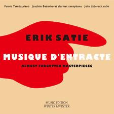 Erik Satie: Musique d'entracte [New CD]