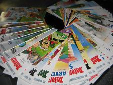 Asterix und Obelix 1 - 36 komplett -+ 2 Sonderbände + Kartenspiel + Briefmarken