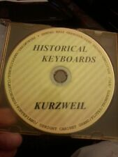"KRZ. Custom Keyboard Samples ~ ""HISTORICAL KEYBOARDS"" Legacy Sampled Sounds!"