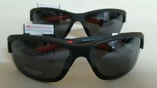 Lot of 2 Dockers Polarized Sunglasses Black 100% UVA & UVB New