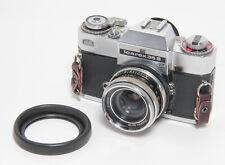 Zeiss Ikon Voigtländer Icarex 35S BM incl Skoparex 3,4 35mm #423