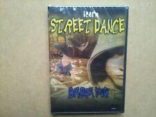 Learn To Street Dance - Breaking (DVD) NEW & SEALED