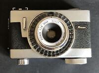 RICOH AUTO SHOT 35mm FILM CAMERA Rikenon Lens 1:2.8 (S/N 83220) Untested Vintage