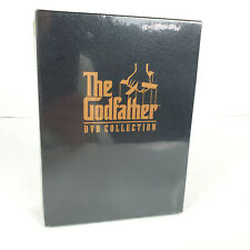 The Godfather Dvd Collection 5-Disc Set Brand New, Sealed free shipping