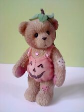 Cherished Teddies Adelaide Bear in Pumpkin Costume