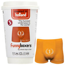 S-Line Funny Boxers Number One Shots Toys