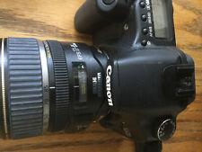 Canon EOS 30D DIGITAL Camera w Image Stabilizer Lens EFS 17-85mm f/4-5.6 USM