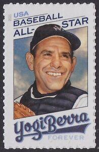 US 5608 MLB All-Star Yogi Berra forever single (1 stamp) MNH 2021