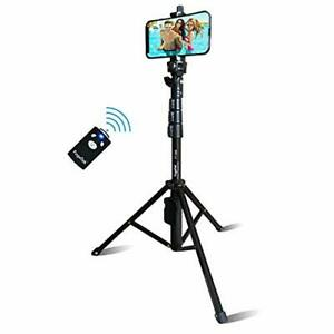 Selfie Stick & Tripod Fugetek Integrated Portable All-in-One Professional Hea...