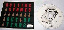 """The Rolling Stones """"Out Of tears"""" TRÈS RARE ! CD 5Tracks numéroté 0046 sur 4000"""