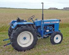 Ford Tractors 1100-1500, 1510 1700 1710 1900 1910 2110 Shop Service Manual CD