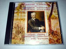 CD Tschaikowsky Grand Sonata - Children's Album Pletnev