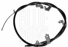 FOR NISSAN NAVARA D40 2.5TD 3.0DT V6 5/2005-> LH SIDE REAR BRAKE CABLE