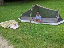 Mountain Hardwear Stilleto 1 -- Great discontinued 1 person light tent