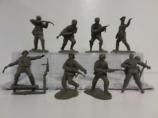 Conte WWII Germans Set #1 8 Figures 8 Poses New Unplayed