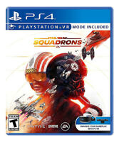 Star Wars: Squadrons -- Standard Edition (Sony PlayStation 4, 2020) *Sealed*