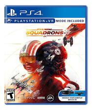 Star Wars: Squadrons (Sony PlayStation 4, PS4, 2020) *BRAND NEW/FACTORY SEALED*