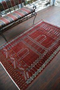 Antique Turkmen Yamut Teke Carpet