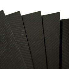 PLANCHA DE FIBRA DE CARBONO 3mm TWILL 2/2 Mate 500x400mm