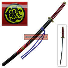 Touken Japanese Anime Game Katana Sword Ranbu Carbon Steel Blade Replica Manga