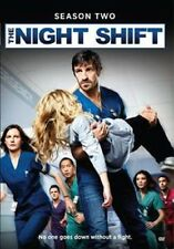 THE NIGHT SHIFT: SEASON 2 - DVD - UK Compatible