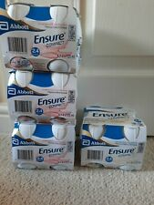 4x4 Pack of ENSURE COMPACT Strawberry &Vanilla Flavour 24 Total NEW