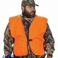 Allen Orange Hunting Safety Vest Size 2X/3X # 15753 New