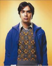 Kunal Nayyar autograph - signed Big Bang Theory photo