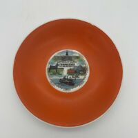 Vintage Souvenir Collector TENNESSEE Plate Volunteer State Nashville Riverboat
