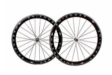 AEROZINE Xw-rd50 Road Cyclocross Bike 700c Tubular Carbon Wheelset 10s 11s Black
